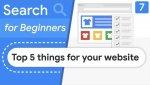 Google начал советовать нанимать SEO-специалиста для улучшения видимости и рейтинга сайта